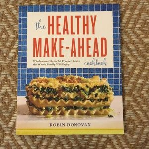 Other - The healthy make-ahead cookbook